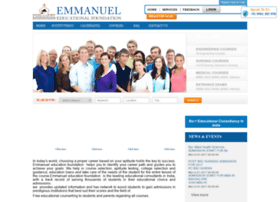 emmanueleducationfoundation.com