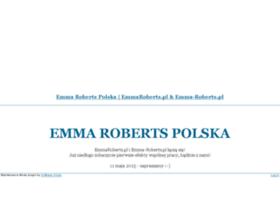 emmaroberts.pl