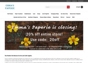 emmaspaperie.com