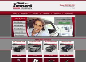 emmonsmotorcompany2013.vinmanagersites.com