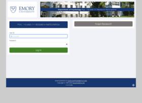 emory.sona-systems.com