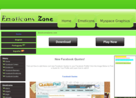 emoticonszone.com