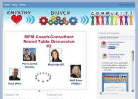 empathydrivencommunity.com