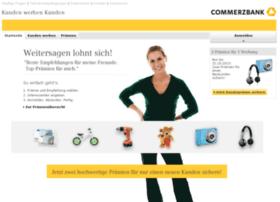 empfehlen.commerzbanking.de