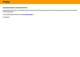 empfehlung.postbank.de