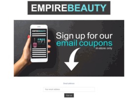 empirebeautysupply.com