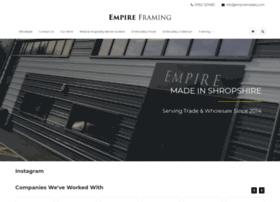 empireframing.co.uk