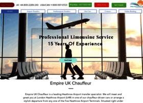 empireukchauffeur.com