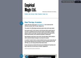 empiricalmagic.com