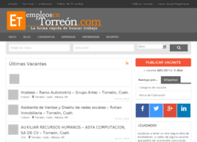 empleosentorreon.com
