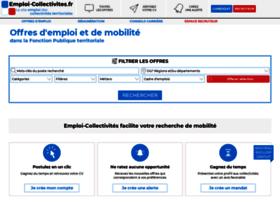 emploi-collectivites.fr
