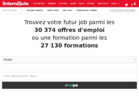 emploi-formation.linternaute.com