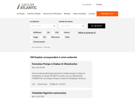 emploi-job-atlantic.com