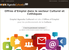 emploi.agendaculturel.fr