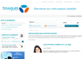 emploi.bouyguestelecom.fr
