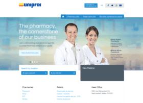 emplois.uniprix.com