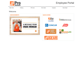 employee.interlinebrands.com