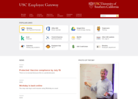 employees.usc.edu