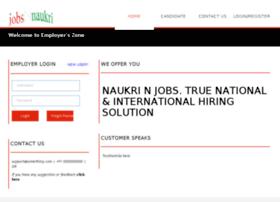 employer.jobsnnaukri.com