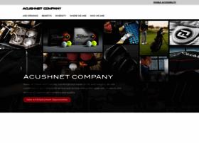 employment.acushnetgolf.com
