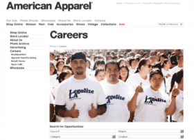 employment.americanapparel.net