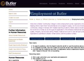 employment.butlercc.edu