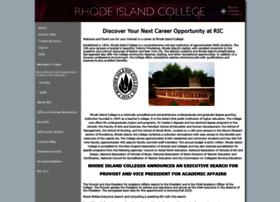 employment.ric.edu