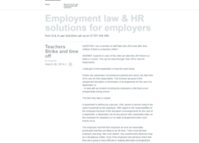 employmentlawandhr.wordpress.com