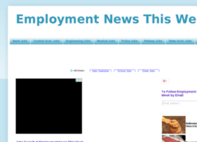 employmentnews-thisweek.blogspot.in