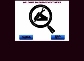 employmentnews.gov.in