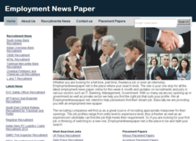 employmentnewspaper.net
