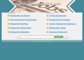 Employmentsource.net