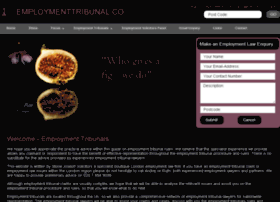 employmenttribunal.co