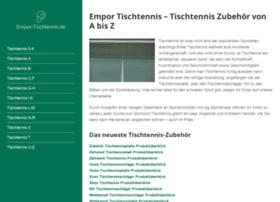 empor-tischtennis.de