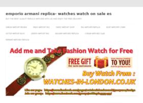 emporio-armani-replica-watches.watchonsale.es