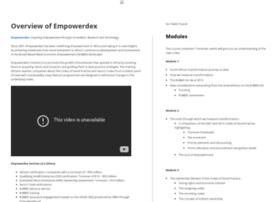 empowerdex.cicorporate.ac.za