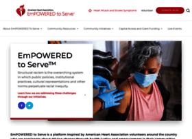 empoweredtoserve.heart.org