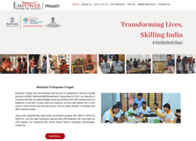 empowerpragati.in