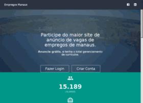 empregosmanaus.com.br