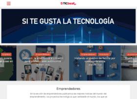 emprendedores.ticbeat.com
