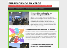 emprendiendoenverde.com