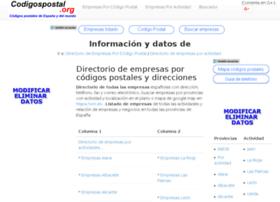 empresas.codigospostal.org