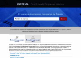 empresas.informa.es