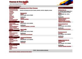 empresasgrancaracas.com