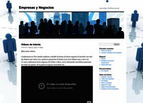 empresasynegociosmundo.wordpress.com