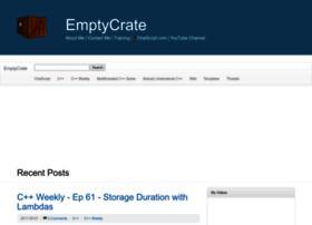 Emptycrate.com