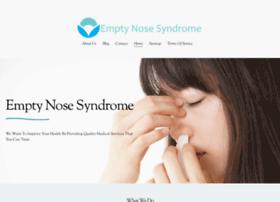 emptynosesyndrome.org