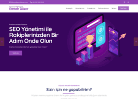 emrahduzer.com