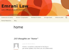 emranilaw.com