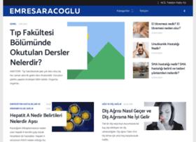 emresaracoglu.com